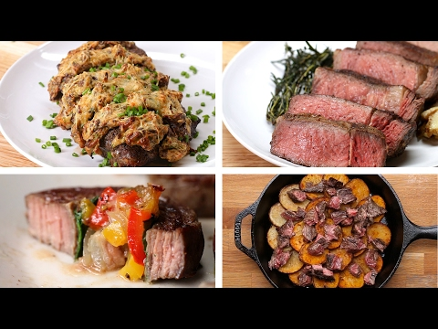 7 Easy Steak Dinners