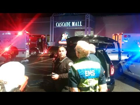 5 dead in Cascade Mall shooting