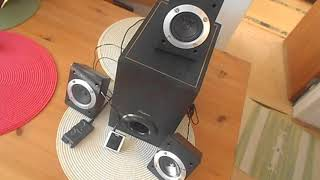 Creative Replacement front satellite speaker for Inspire P5800 P7800 system