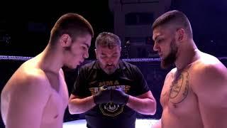 Adam MASIBOV VS Kashin BEYTOLLAH
