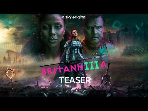 Britannia   Series 3 Teaser   Sky Atlantic