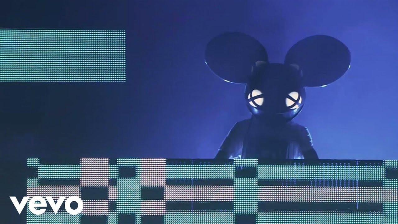 deadmau5 - Maths (Cobra Effect Remix) Live on the Honda Stage in NYC