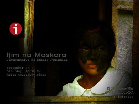 "I-Witness: ""Itim na Maskara,"" documentary by Sandra Aguinaldo (full episode)"