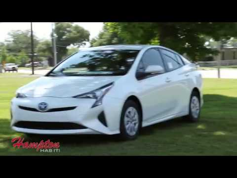 2017 Toyota Prius Test Drive
