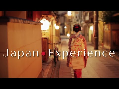 Discover your Japan in 1 minute