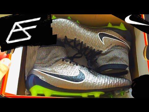 "Nike Magista Obra ""Liquid Chrome"" Unboxing // AFE footballism"