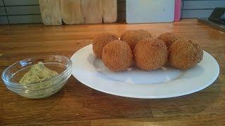 Bitterballen met kip - Heerlijke kipbitterballen