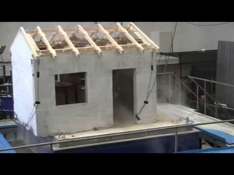 SEISMIC STRUCTURAL TEST - HYSTORICAL MASONRY STRUCTURE