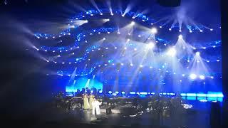 Дмитрий  Маликов, начало концерта - Ты моей никогда не будешь.