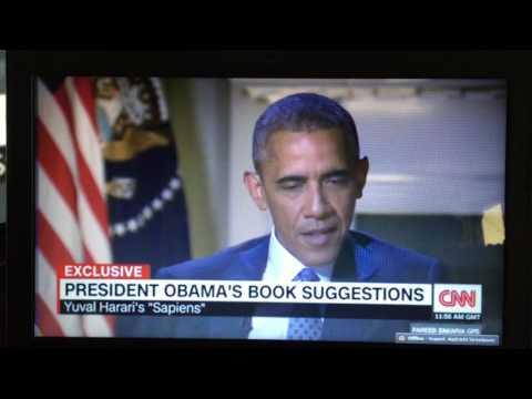 Full Interview President Obama on Sapiens
