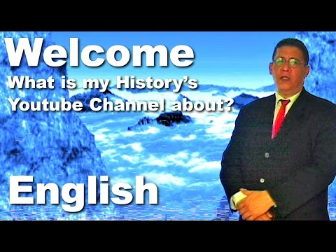 Welcome to my Youtube channel on History within the framework of classical culture