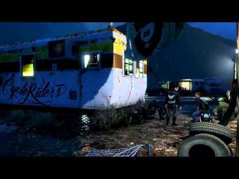 GTA V- Lost in Stab City