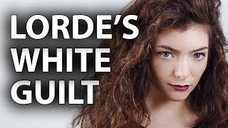 Lorde's White Guilt Tweet & Protecting Your Privacy
