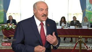 Лукашенко: В России всегда бомбят меня так, как им хочется!