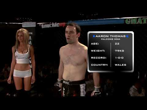 Knuckle Up at The Manor - Aaron Thomas vs Sean Voisey