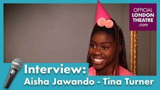 Interview with Aisha Jawando - Tina Turner The Musical