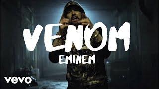 Eminem - Venom (Lyric Video)