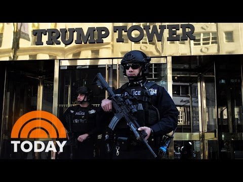 Suspicious Package At Trump Tower Spurs Evacuations, Deemed False Alarm | TODAY