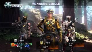 En Directo Call Of Duty Black ops 3 Que tan Bueno Soy En Sniper Y Cancion Furia