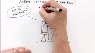 Verktøykassa: Skrive kronikk eller innlegg