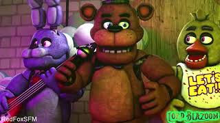 [FNAF SFM] FNAF1 Song by The Living Tombstone