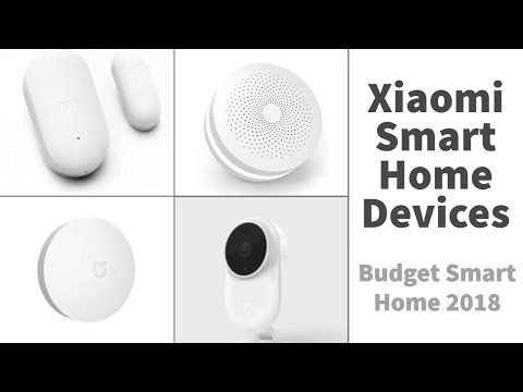 6 Xiaomi Smart Home Gadgets you must have - Low-Budget Smart Home Devices