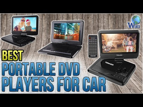 6 Best Portable DVD Players For Cars 2018