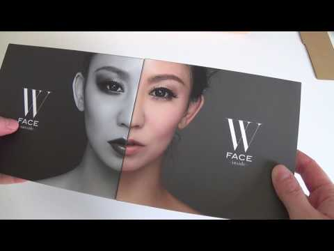 Koda Kumi W Face ~inside & outside~ UNBOXING