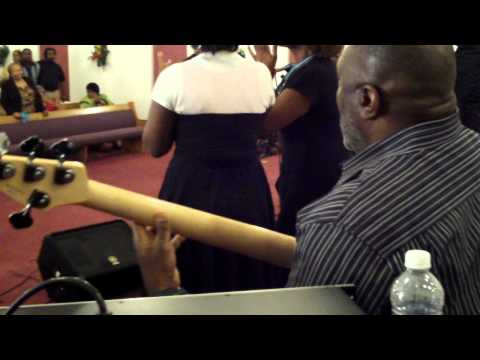 Jackie Hicks feat. Standard and Friends @ Unity COGIC pt.1