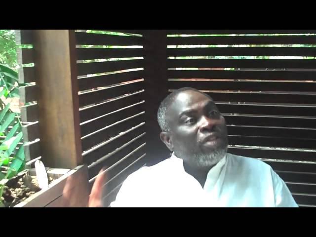 Joe Osae- Addo - Mould-Breaking Ghanaian Architect 1