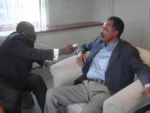 New Shocking Interview with President Isayas Afeworki Part 1 Tod