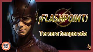 The Flash Tercera Temporada Analisis   Club de Geeks