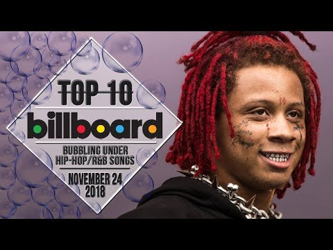 Top 10 • US Bubbling Under Hip-Hop/R&B Songs • November 24, 2018 | Billboard-Charts