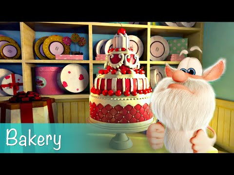 Booba - Bakery - Mini episode - Cartoon for kids