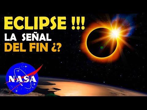 Eclipse Solar total, Unico, martes 2 de julio 2019, Señal apocaliptica del fin del mundo