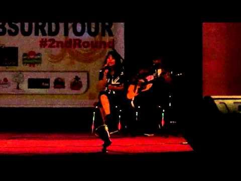 Andi & Randy - Tiga Titik Hitam (Acoustic Cover) live at RRI Jambi