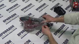 Розпакування ексцентрикової шліфмашини Einhell TC-RS 38 Е - Інтернет-маркет Проводок