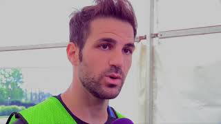 Cesc Fabregas: Man United will pay for last season's Arsenal FA Cup Final defeat