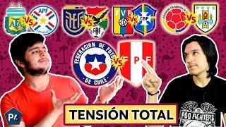 ELIMINATORIAS QATAR 2022 CONMEBOL   FECHA 3   PREDICCIÓN Y ANÁLISIS
