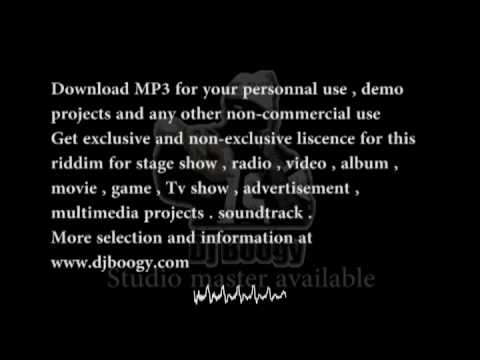 Scripture Riddim Reggae Instrumental