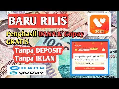 Aplikasi Likeit lite Bisa hasilkan uang tanpa Deposit || Aplikasi penghasil uang 2021
