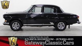 1966 Gaz Volga M21 - Gateway Classic Cars of Atlanta #164