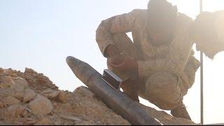 هجوم كيماوي محتمل لداعش على قوات أمريكية في العراق