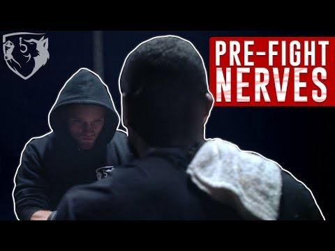3 Ways To Eliminate Pre-Fight Nerves