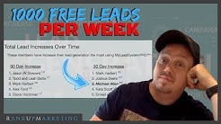 How To Generate 1000 Leads Per Week For Free Using Social Media