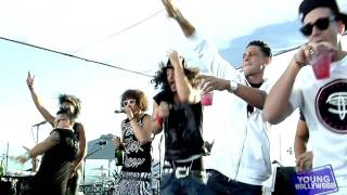 Jersey Shore Boys Rock Out with LMFAO