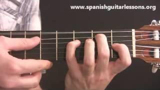 Spanish Guitar Lessons - Instant Flamenco Chords!