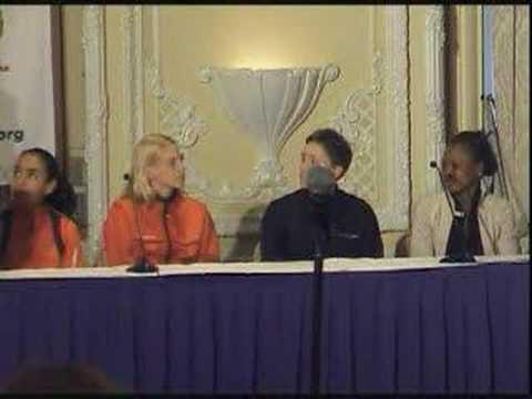 Part 2: 2007 USA Women's Marathon Champs Press Con...