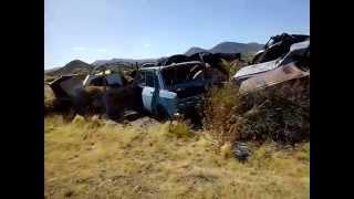 AUTOS SECUESTRADOS ESPERANDO LA MUERTE