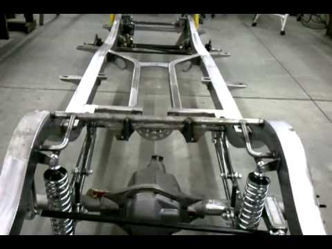 how to build a gasser chassis